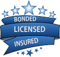 Bonded Licensed Insured
